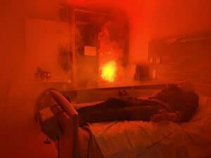 un feu s est declare dans une chambre d ehpad