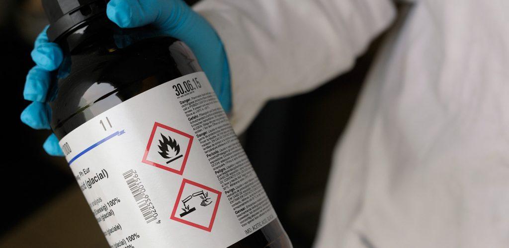 Se protéger, risque chimique, Formation, sécurité au travail