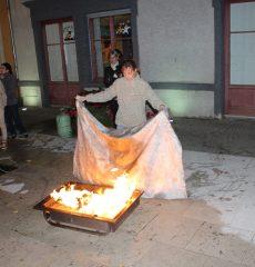 couverture anti feu formation incendie