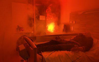 Etablissement type J & U, formation incendie, alertis centre de formation à la sécurité au travail