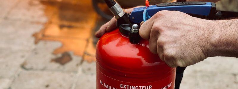 formation incendie extincteur Alertis