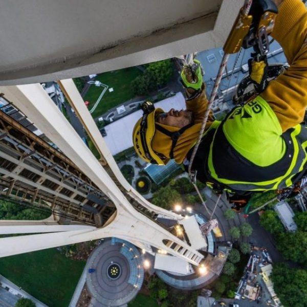 Formation sur les risques des travaux en hauteur et appliquer les règles de sécurité