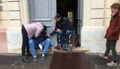 Formation sst avec une situation de handicap