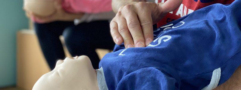Formation secourisme, massage cardiaque formation Alertis Lyon