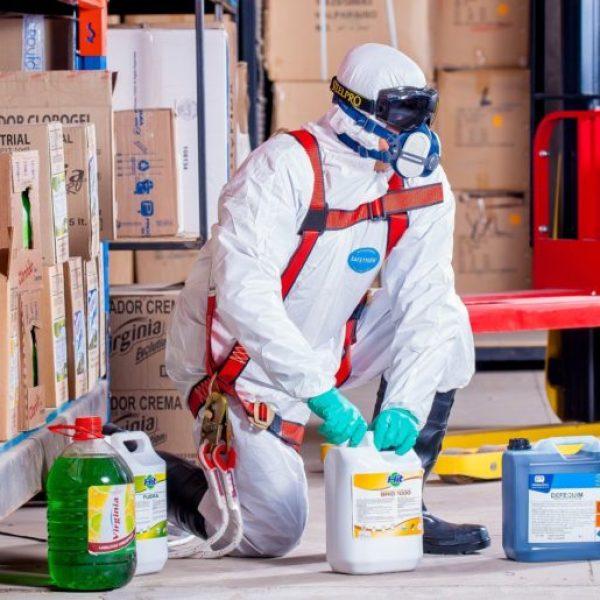 Formation à la sécurité des personnels des entreprises extérieures. Intervenant sur sites chimiques et industriels