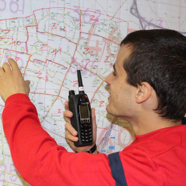 Connaître et mettre en action les moyens visant à faciliter l'action des sapeurs pompiers