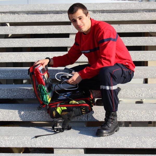Chef d'équipe de Sécurité Incendie et d'Assistance à Personne